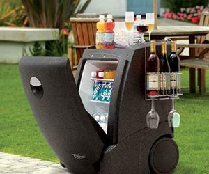 Roll Bar - Mobile Refrigerator