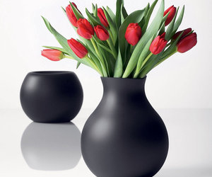 Unbreakable Rubber Vase
