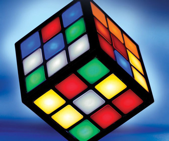 Rubik's TouchCube - World's First Touchscreen Rubik's Cube
