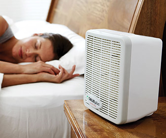 Salin Plus - Salt Therapy Air Purifier