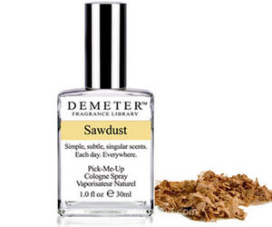 Sawdust Cologne Spray - For Real Men Only!