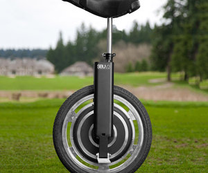 SBU V3 - Self-Balancing Unicycle