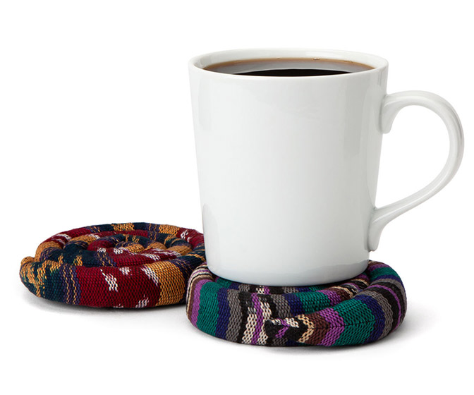 Scented Drink Warming Coasters