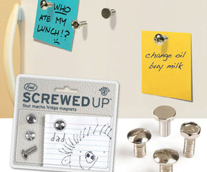 Screwed Up - Refrigerator Magnet Set