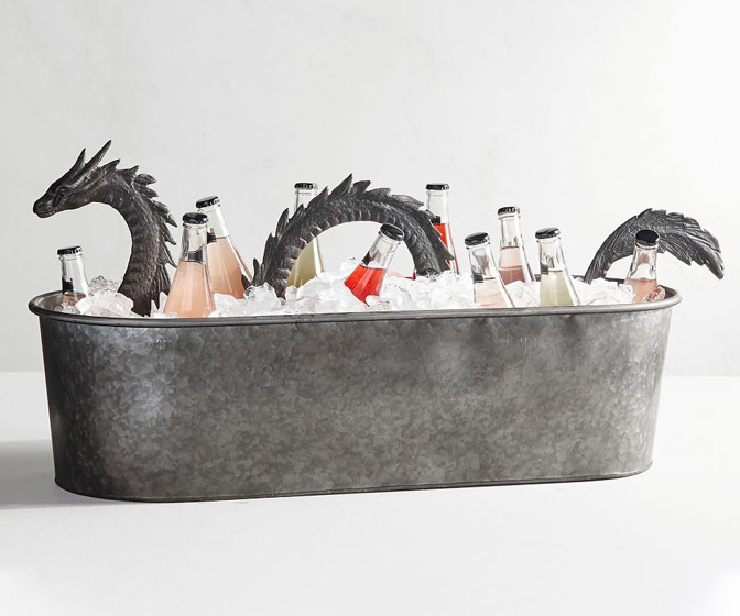 Sea Serpent Party Bucket