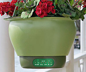 Self-Watering Smart Planter