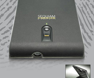 Sequiam Biometrics BioBox Secure Storage