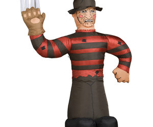 7' Inflatable Freddy Krueger