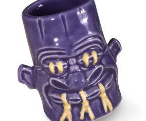 Shrunken Head Shot Glasses