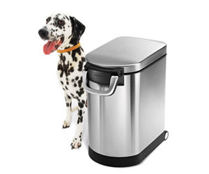 Simplehuman Pet Food Can
