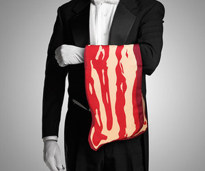 Sizzling Bacon Tea Towel