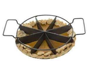 Slice Solutions Pie Pan Divider - Creates Perfect Slices