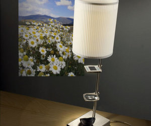 Slide Projector Table Lamp
