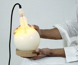 Slow Glow - Soya Oil Lamp