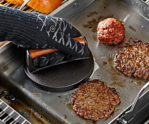 Smash N' Sear Burger Tool