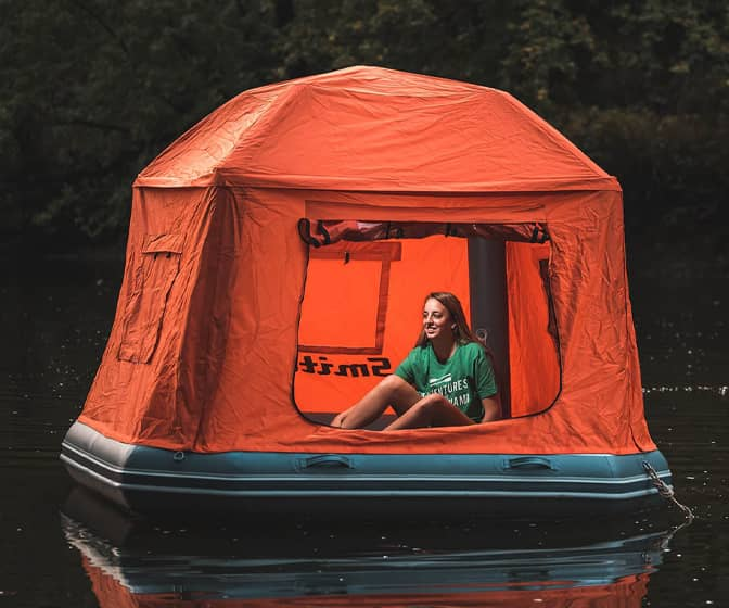 SmithFly Shoal Floating Tent