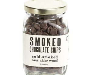 Smoked Chocolate Chips