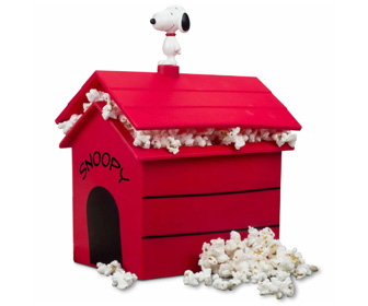 Snoopy Dog House Popcorn Popper
