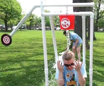 Soak 'n' Wet - Portable Alternative Dunk Tank
