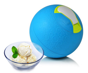 SoftShell Ice Cream Ball