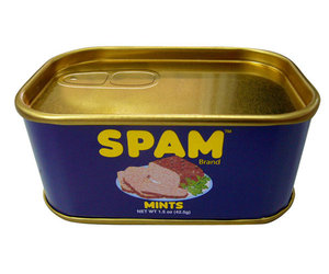 SPAM Mints
