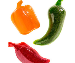 Spicy Gummy Chili Peppers