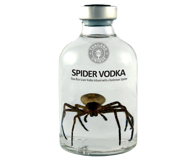 Spider Vodka