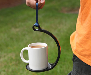 SpillNot - No-Spill Coffee Mug Carrier