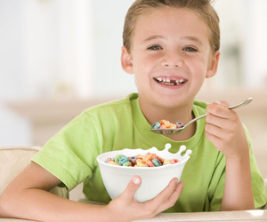 Spilt Milk - Soft, Flexible and Unbreakable Cereal Bowl