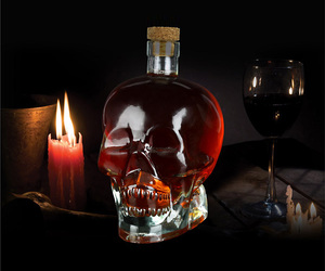 Spirit Head - Crystal Skull Liquor Decanter