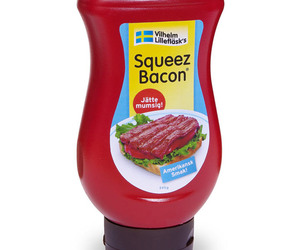 Squeez Bacon - The Ultimate Condiment!