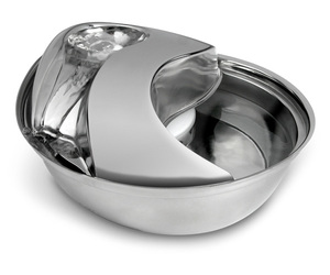 Stainless Steel Pet Drinking Fountain