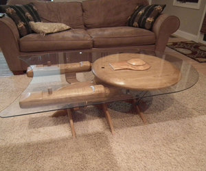 Star Trek USS Enterprise NCC 1701-C Coffee Table