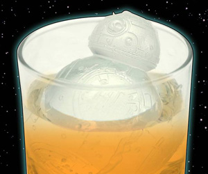 Star Wars BB-8 Droid Ice Cube Tray