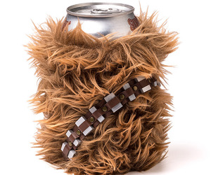 Star Wars Chewbacca Can Koozie