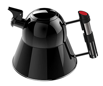 Star Wars Darth Vader Stovetop Tea Kettle