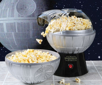 Star Wars Death Star Hot Air Popcorn Maker