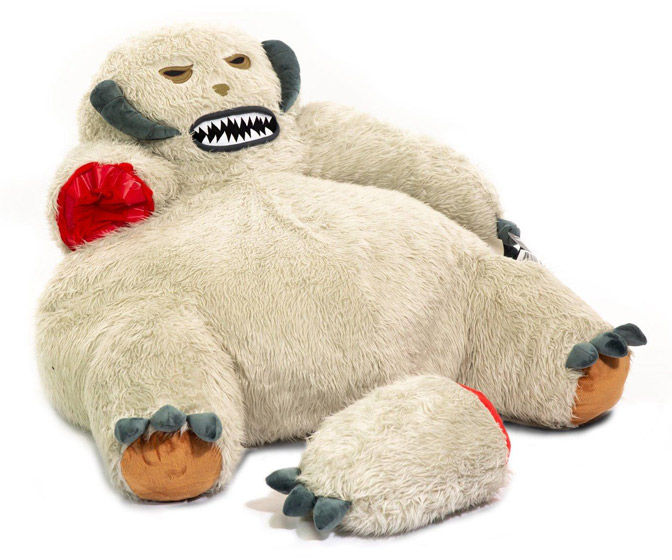Star Wars Wampa Bean Bag Chair