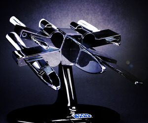 Star Wars X-Wing Knife Block