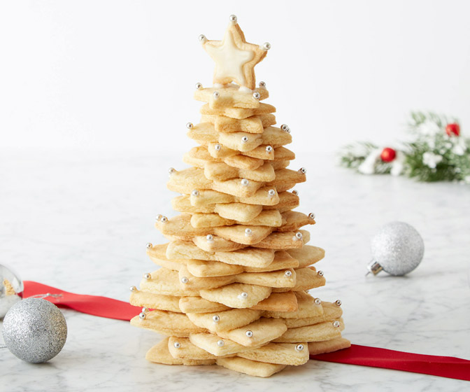Sugar Cookie Christmas Tree Baking Kit