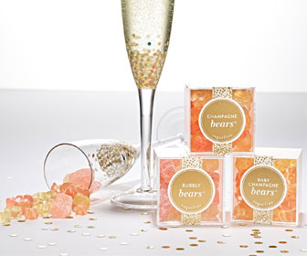 Sugarfina Champagne Gummy Bears Gift Set