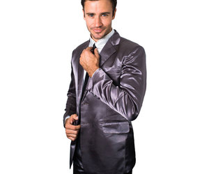 Suitjamas - Silk Business Suit Pajamas