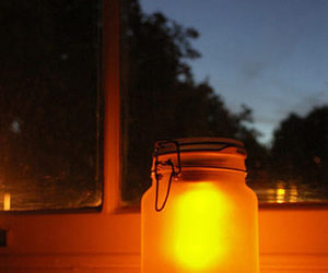 Sun Jar - Solar Powered Light