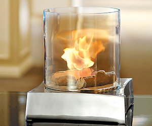 Tabletop GlassFire Smokeless Fireplace