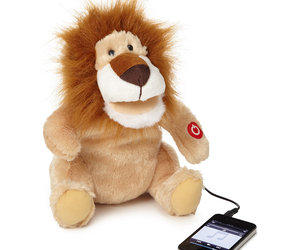 Talking and Dancing Lion Speaker