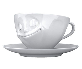 Tassen Face Coffee Mugs