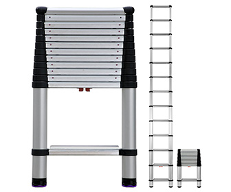 Telesteps 1600EP - Telescoping Extension Ladder