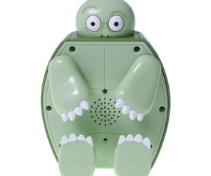 Terry Turtle - Motion-Activated Swearing Toy
