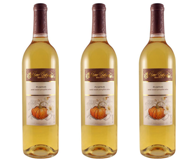 Three Lakes Winery Pumpkin Wine