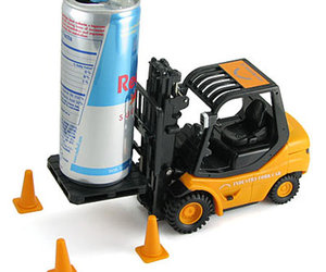 Tiny R/C Desktop Forklift